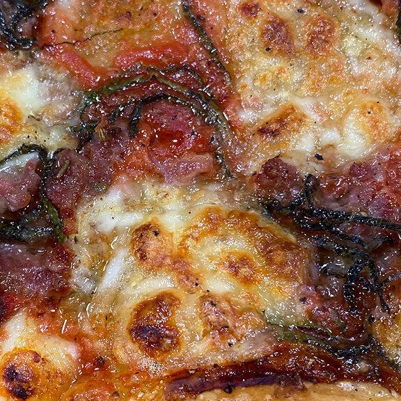 Rezepte nummer topfgeldjäger hensslers schnelle Pizza