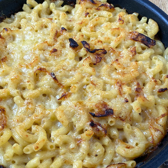 Mac and Cheese-Rezept
